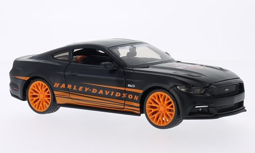 Ford Mustang GT 1:24, Maisto