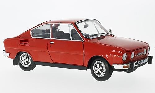 Skoda 110R Coupe 1:18, Abrex