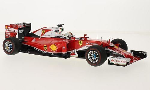 Ferrari SF16-H 1:18, Look Smart
