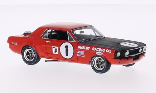 Ford Mustang 1:43, Spark