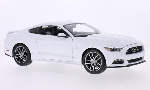 Ford Mustang GT 1:18, Maisto