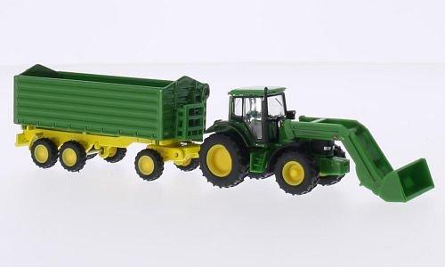 John Deere Traktor 1:87