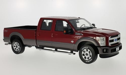 Ford F-350 King Ranch 1:18, Model 777