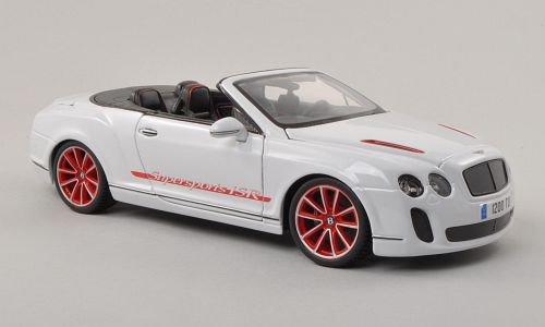 Bentley Continental Supersports Convertible ISR 1:18, Bburago
