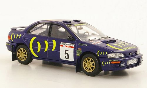 Subaru Impreza 1:43, Vanguards