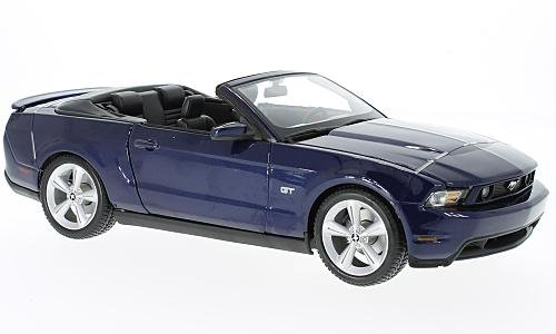 Ford Mustang GT Convertible 1:18, Maisto