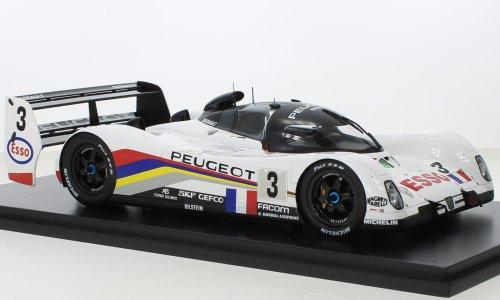 Peugeot 905 1:18, Spark