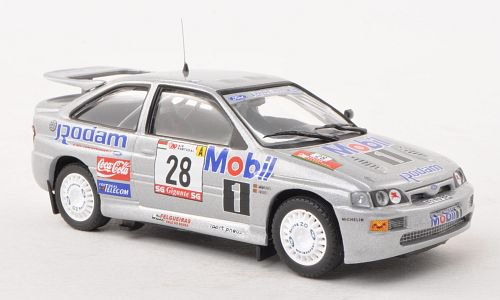 Ford Escort Cosworth 1:43, Mini Partes