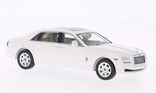 Rolls Royce Ghost EWB 1:43, TrueScale Miniatures
