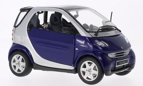 Smart fortwo Coupe 1:18, Maisto