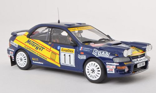 Subaru Impreza 4x4 Turbo 1:43, Trofeu