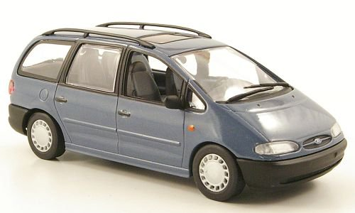 Ford Galaxy MKI 1:43, I-Minichamps