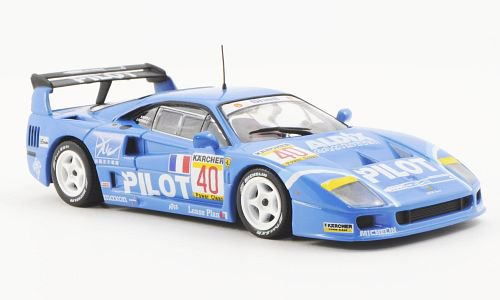 Ferrari F40 Competizione 1:43, Ferrari Racing Collection