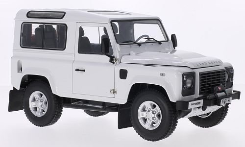 Land Rover Defender 90 1:18, Kyosho
