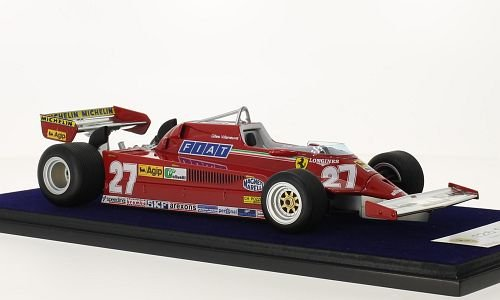 Ferrari 126 CK 1:18, Look Smart