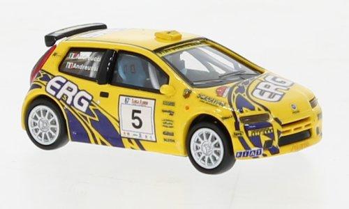 Fiat Punto Rally 1:87, Ricko