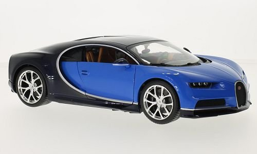 Bugatti Chiron 1:18, Bburago