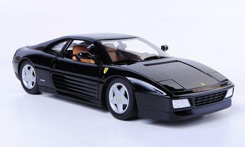 Ferrari 348 tb 1:18, Mattel