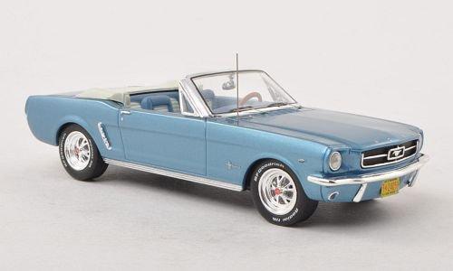 Ford Mustang Convertible 1:43, Premium X