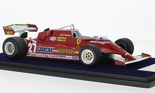 Ferrari 126 CX 1:18, Look Smart
