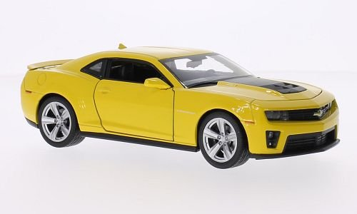 Chevrolet Camaro ZL1 1:24, Welly