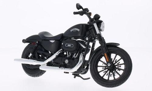 Harley Davidson Sportster Iron 883 1:12, Maisto