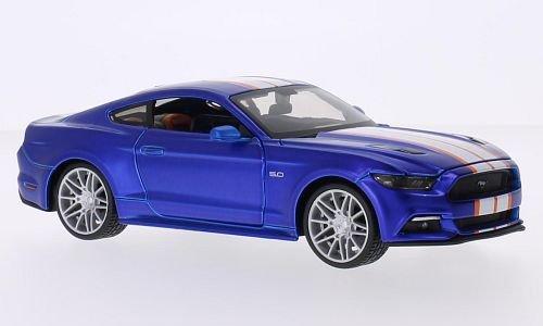 Ford Mustang GT Custom Tuning 1:24, Maisto
