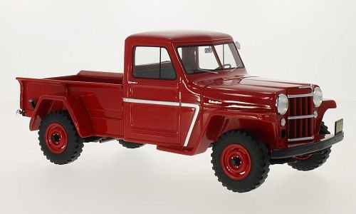 Jeep Willys Pick Up 1:18, BoS-Models