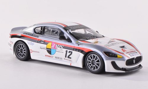 Maserati Gran Turismo MC GT4 1:43, Minichamps