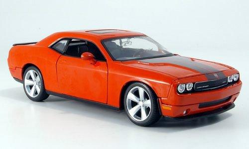 Dodge Challenger SRT8 1:24, Maisto
