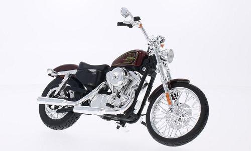 Harley Davidson XL 1200 V Seventy-Two 1:12, Maisto