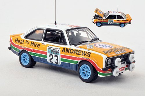 Ford Escort MKII RS1800 1:43, Vitesse