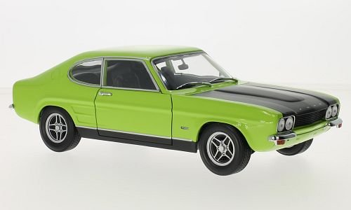 Ford Capri MKI RS 2600 1:18, Minichamps