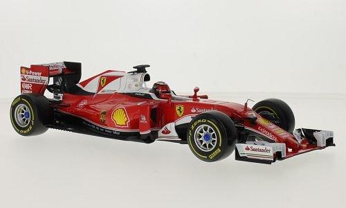 Ferrari SF16-H 1:18, Bburago