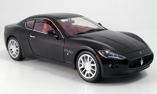 Maserati Gran Turismo 1:18, Motormax