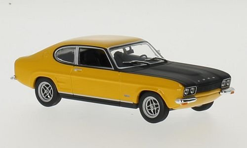 Ford Capri RS 2600 1:43, Maxichamps