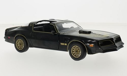 Pontiac Trans Am 1:24, Greenlight