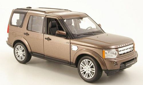 Land Rover Discovery 4 1:24, Welly
