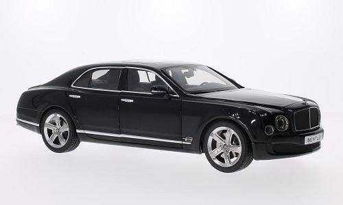 Bentley Mulsanne Speed 1:18, Kyosho