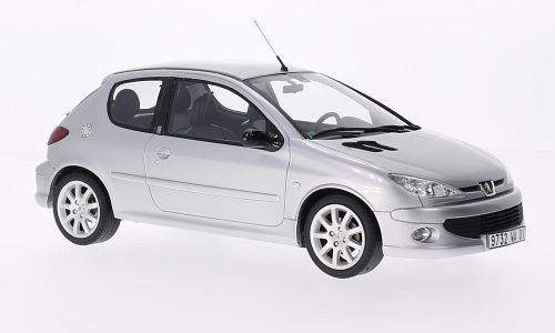 Peugeot 206 GT 1:18, Ottomobile
