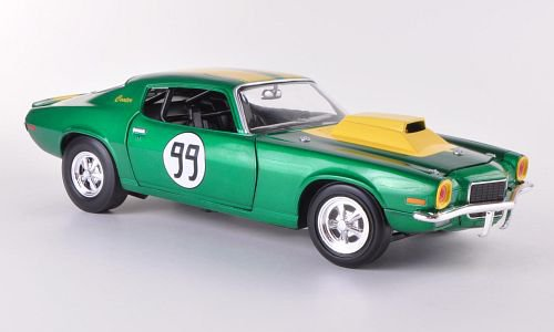 Chevrolet Camaro 350 1:18, Johnny Lightning