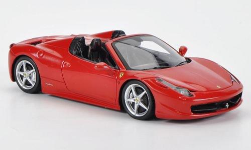 Ferrari 458 Spider 1:43, Fujimi
