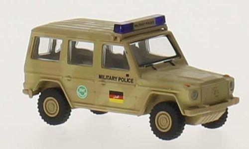 Mercedes Wolf G ISAF 1:87, Schuco