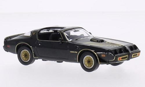 Pontiac Firebird Trans Am 1:43, Greenlight