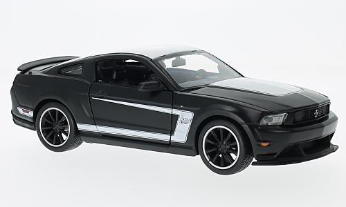 Ford Mustang Boss 302 1:24, Maisto