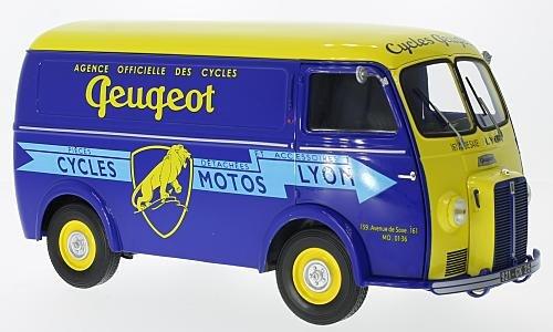 Peugeot D4A 1:18, Norev