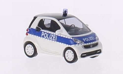 Smart Fortwo Coupe 1:87, Busch
