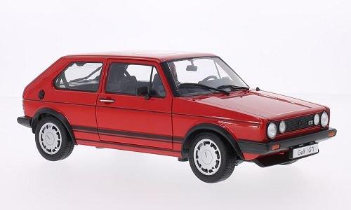 VW Golf I GTI 1:18, Welly