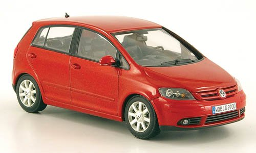 VW Golf V Plus 1:43, I-Minichamps