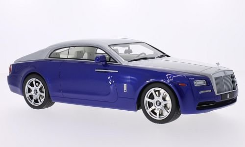 Rolls Royce Wraith 1:18, Model 777